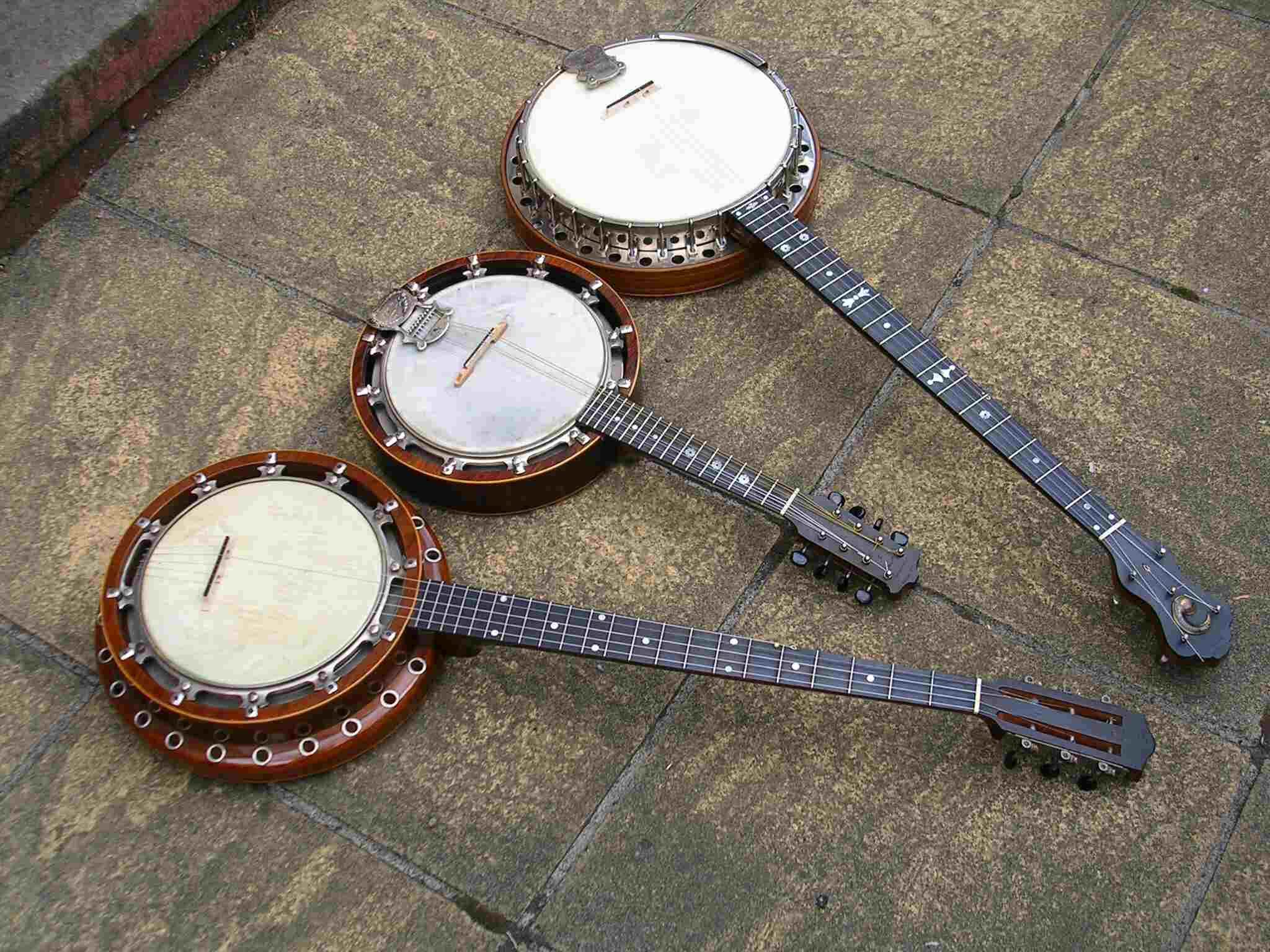 Banjo/Mandolin/Ukulele etc Repairs